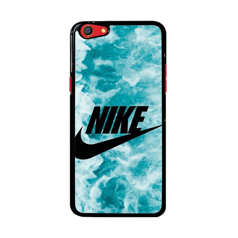 Flazzstore Nike Marble Blue Z4875 Custom Casing for Oppo F3