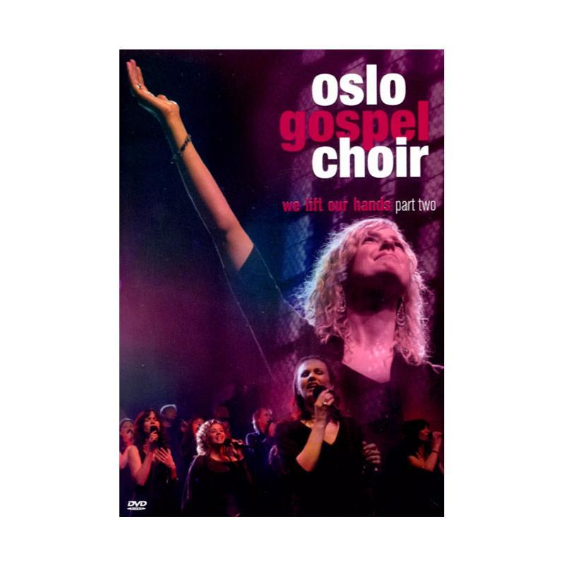 harga Maranatha Records DVDZ-897B Oslo Gospel Choir We Lift Our Hands Vol.2 DVD Rohani Blibli.com