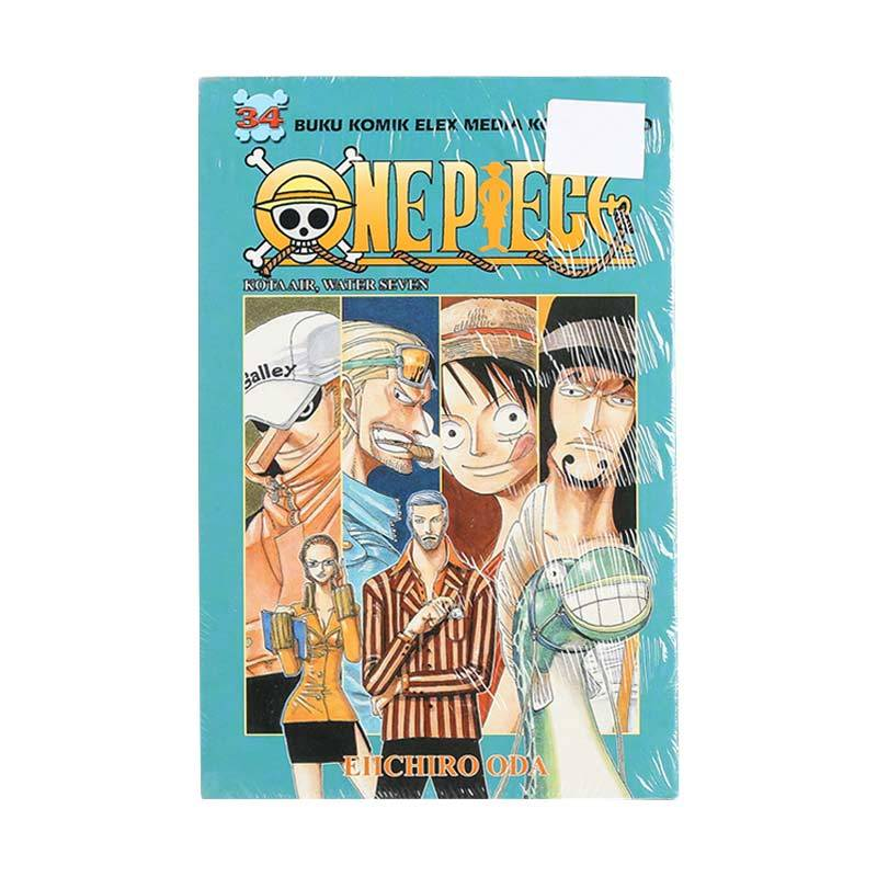 Elex Media Komputindo ONE PIECE 34 Buku Komik [200018737]