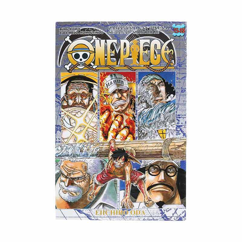 Elex Media Komputindo ONE PIECE 58 Buku Komik [200564527]