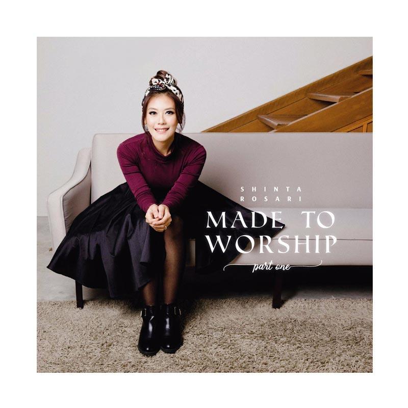 harga Maranatha Records CDM-1082 Made To Worship Shinta Rosari CD Rohani Blibli.com