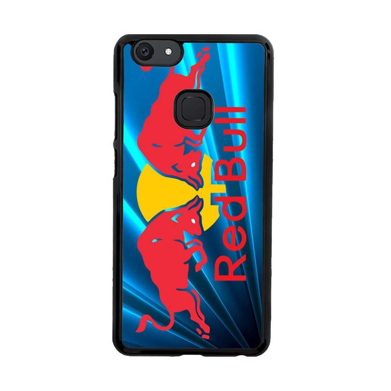 Flazzstore Red Bull Logo Z3229 Custom Casing for Vivo V7