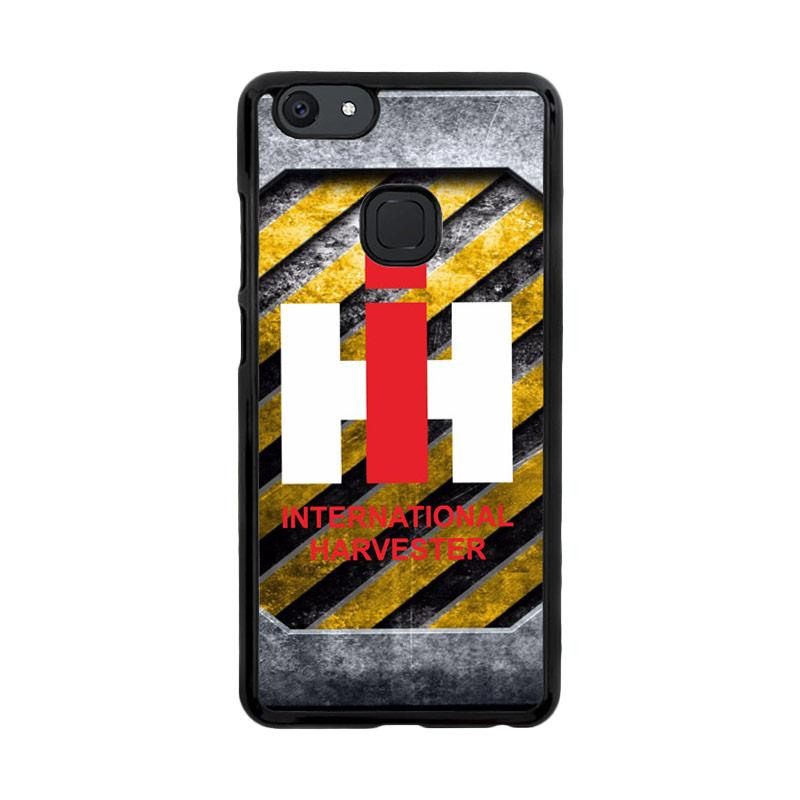 Flazzstore Harvesters Ih Tractor Logo Z3869 Custom Casing for Vivo V7