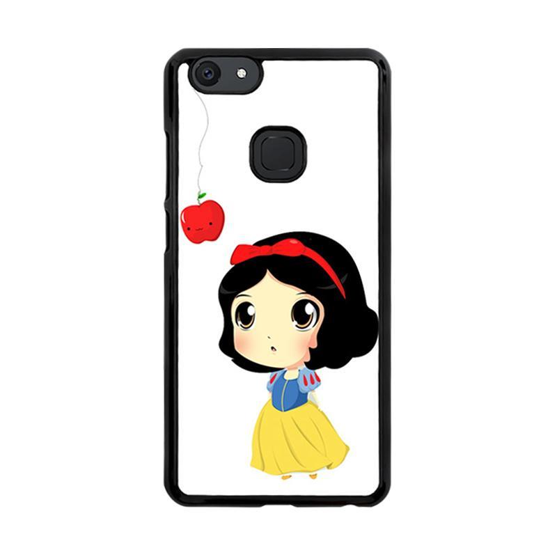 Flazzstore Cute Snow White Chibi F0160 Custom Casing for Vivo V7