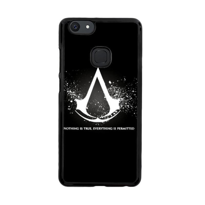 Flazzstore Assassins Creed Symbol Glow Z4434 Custom Casing for Vivo V7