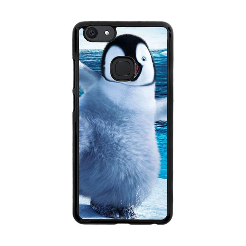 Flazzstore Happy Feet Penguin F0448 Custom Casing for Vivo V7
