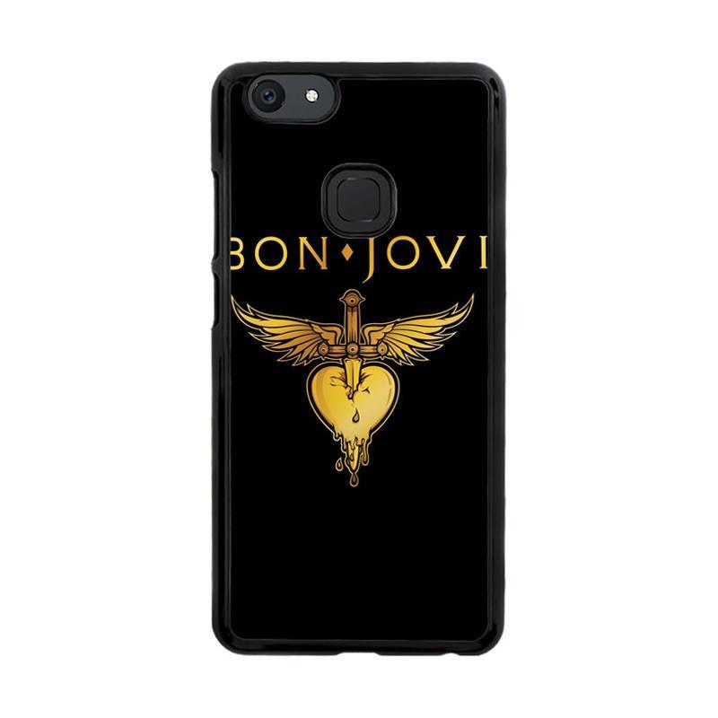 Flazzstore Bon Jovi Logo F0357 Custom Casing for Vivo V7