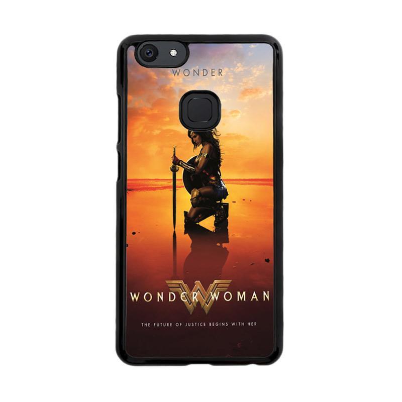 Flazzstore Wonder Woman Movie Z4975 Custom Casing for Vivo V7