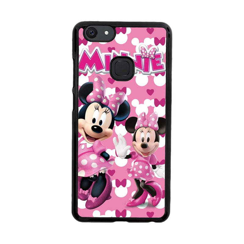 Flazzstore Minnie Mouse D0343 Custom Casing for Vivo V7