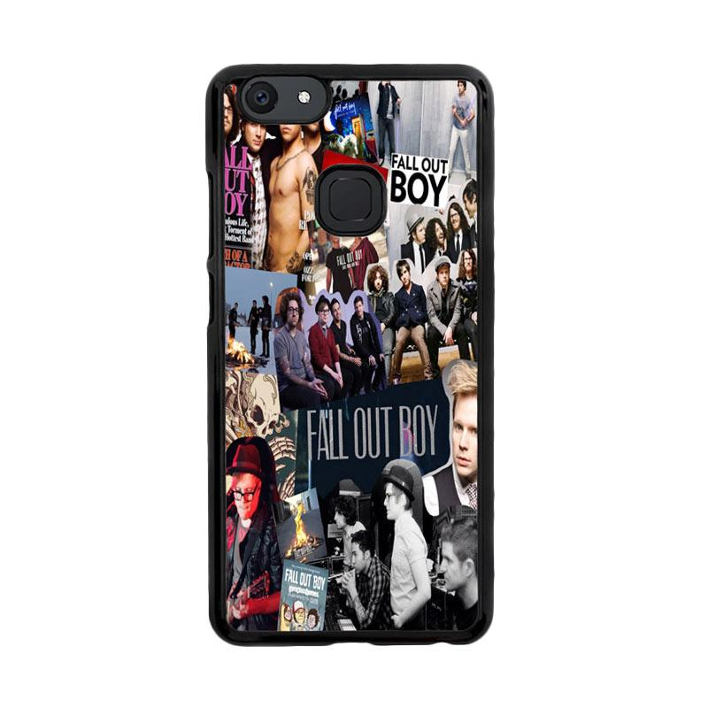 Flazzstore Fall Out Boy Collages X0910 Custom Casing for Vivo V7