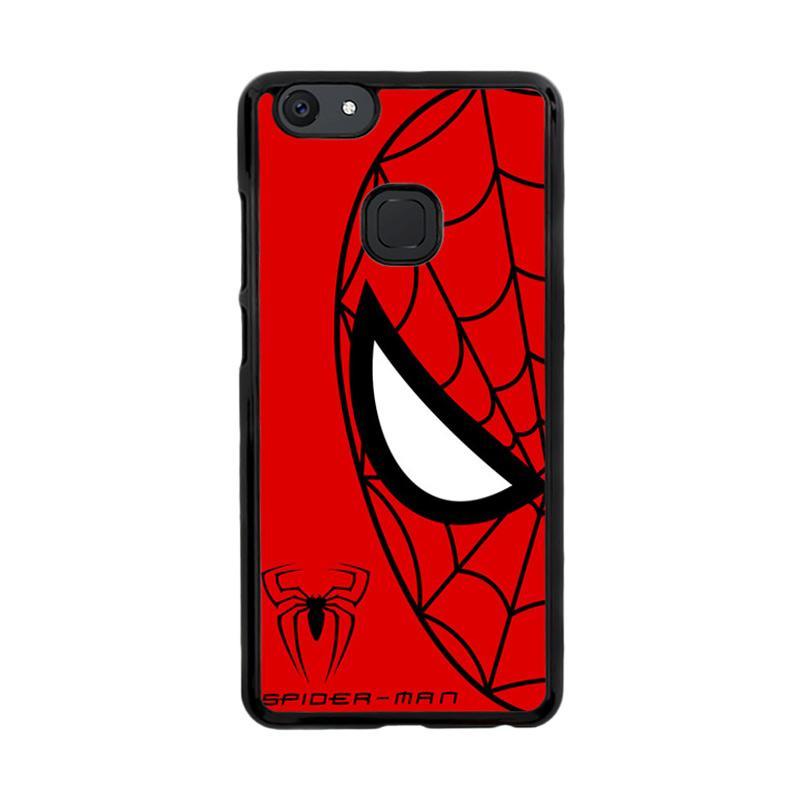 Flazzstore Spider Man Mask X3070 Custom Casing for Vivo V7