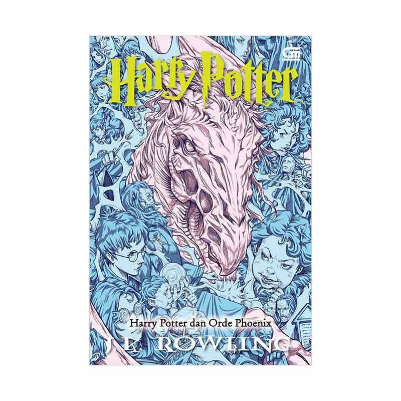 harga Gramedia Harry Potter#5: Harry Potter Dan Orde Phoenix Buku [Cetak Ulang] Blibli.com