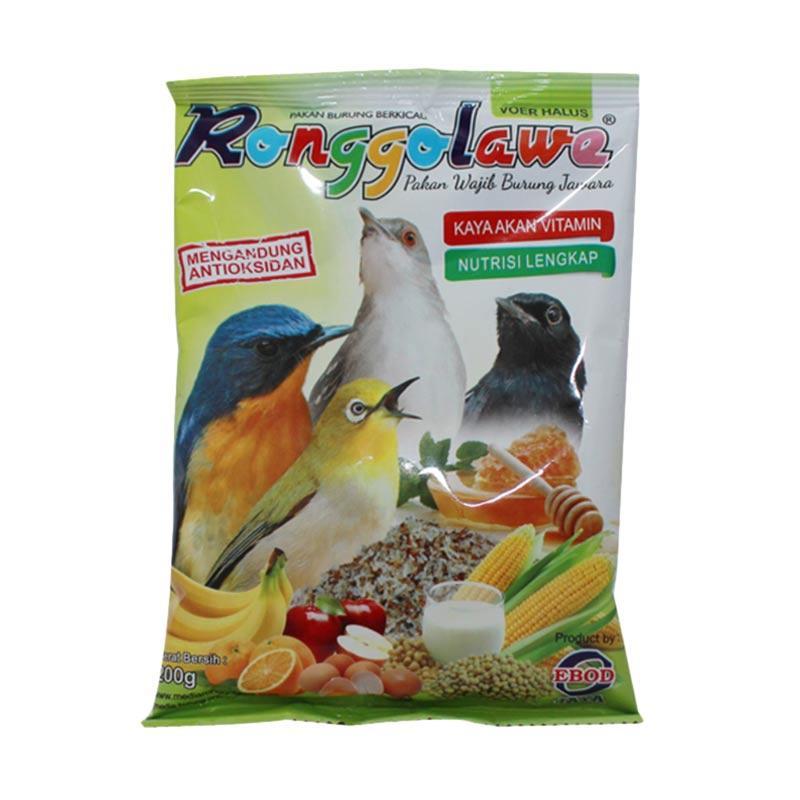 Jual Ebod Jaya Pakan Burung Pleci Oriental White Eye Ronggolawe Online Desember 2020 Blibli
