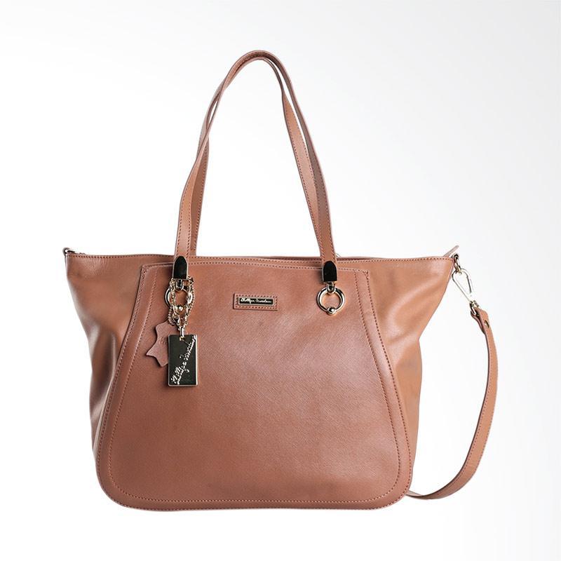 harga Phillipe Jourdan IWL 1704 Celina Hand Bag Wanita - Brown Blibli.com