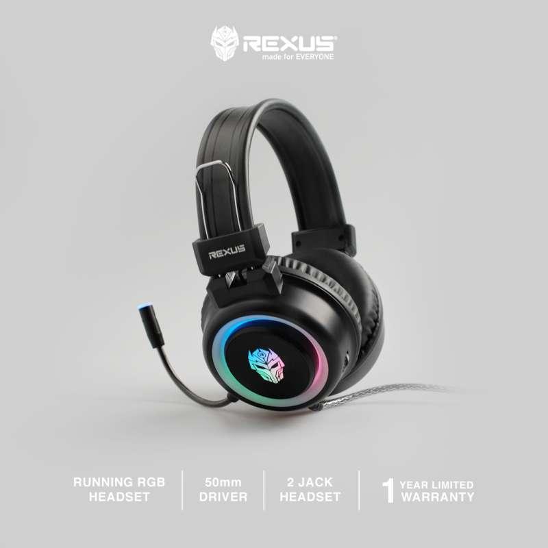 Rexus Headset Gaming Vonix F30
