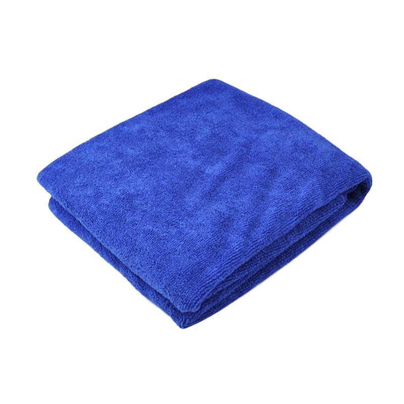 OEM Swim Hotel Towel Handuk Mandi - Dark Blue