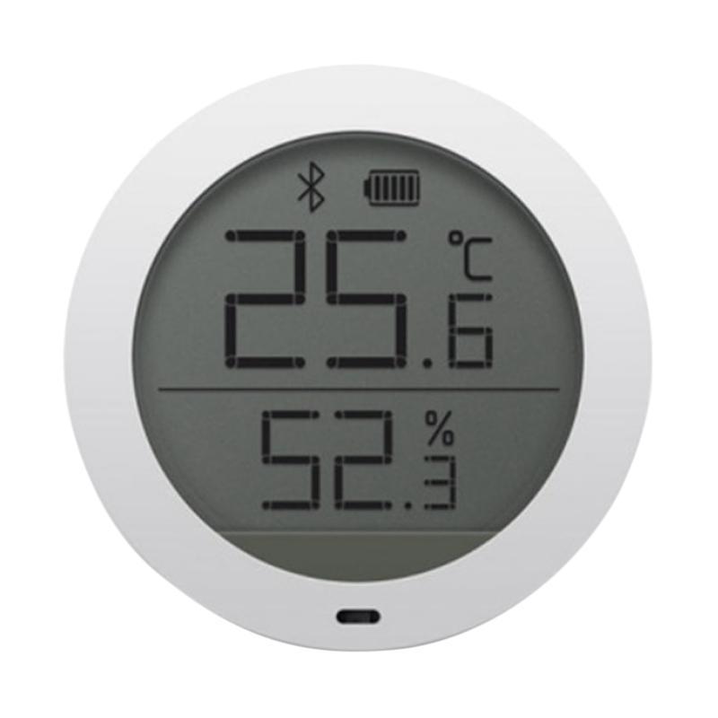 Xiaomi Mijia Bluetooth Wireless Temperature Humidity Sensor Alat Ukur [Original]