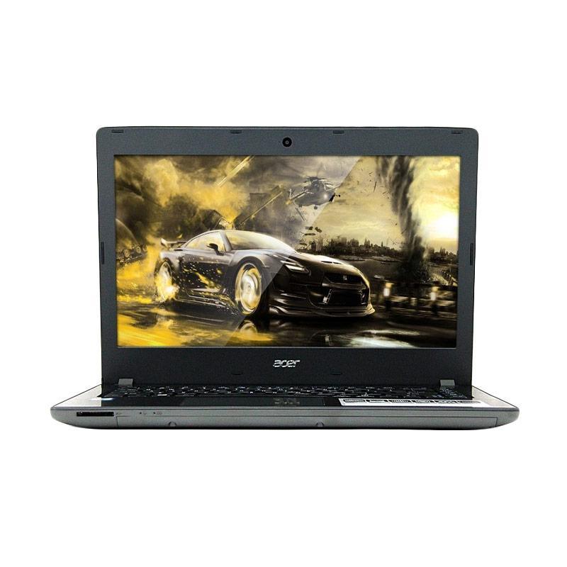 harga Acer Aspire E5 475-30NA Laptop [Laptop Murah 14 Inch/i3-6006U/2 GB/500 GB/Linux] Blibli.com