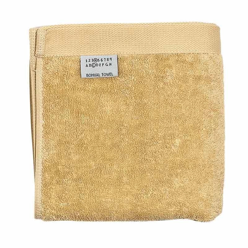 BOMNAL Towel Premium Handuk  - Natural Brown [68 x 140 cm/ 550 GSM]