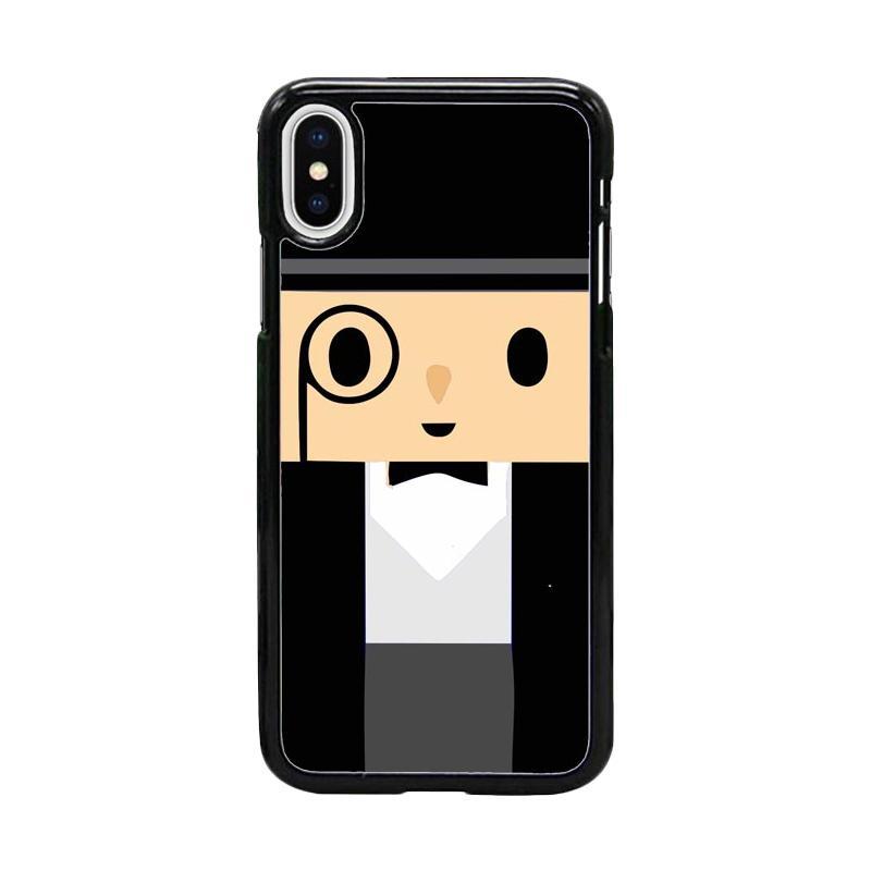 Acc Hp Penguin Batman Returns W5052 Custom Casing for iPhone X