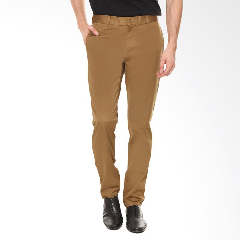 The Executive Long Pants Camel 1 Lpibsc516O007