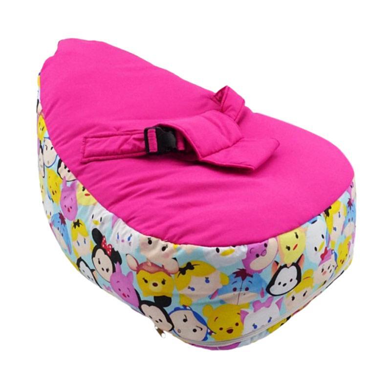 Marvelous Bylio Baby Beanbag Tsum Big Sofa Kasur Bayi Mix Pink Frankydiablos Diy Chair Ideas Frankydiabloscom