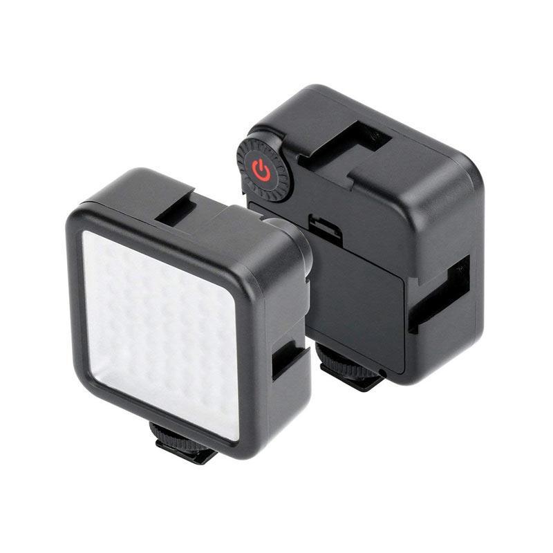 6 Ulanzi W49 Video Light LED