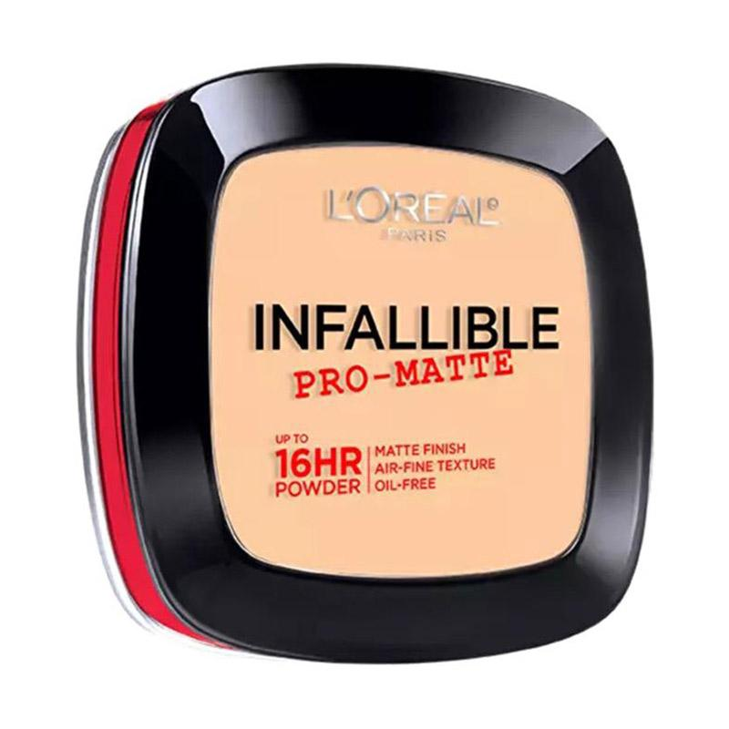 L Oreal Paris Infallible Pro Matte Powder