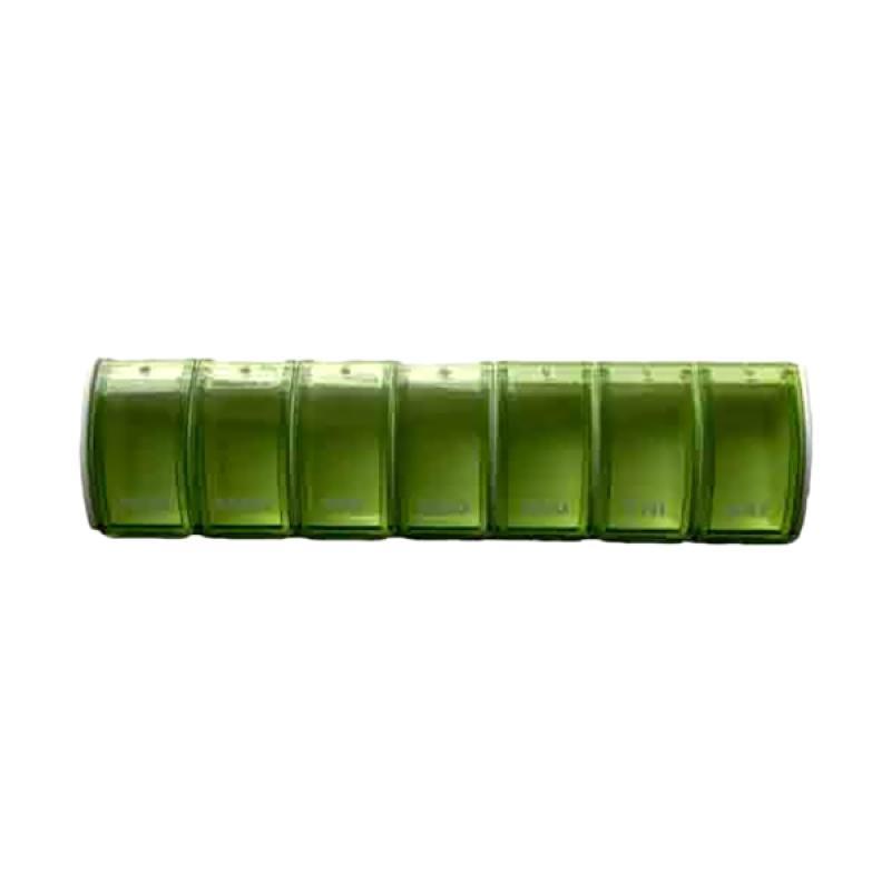 Kotak Obat Pocket Weekly Pill Perlengkapan Medis