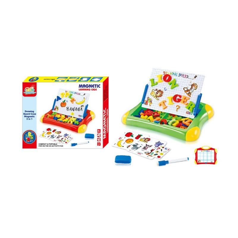 OEM Learning Magnetic Board Mainan Edukasi Anak