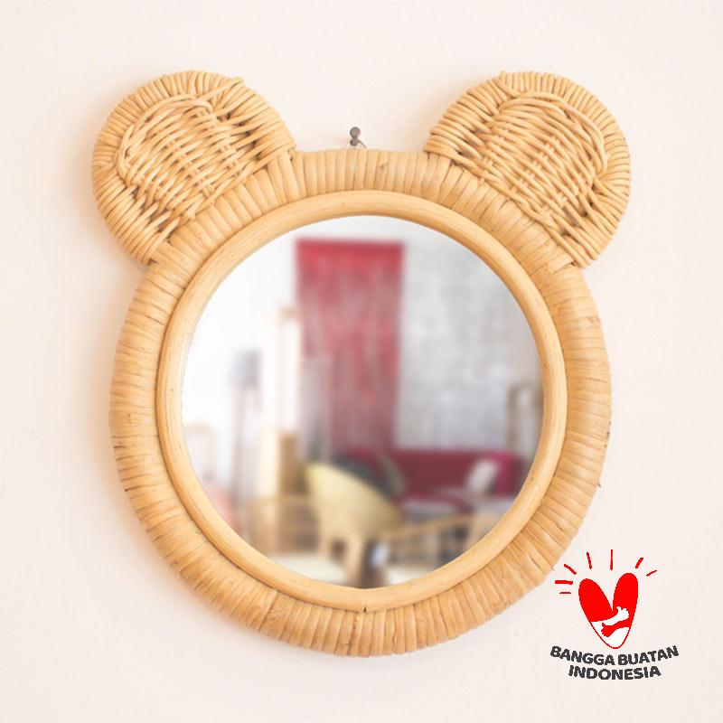 Uwitan Bear Mirror