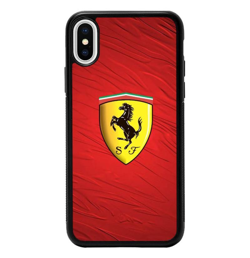 Jual Casing Custom Iphone X Ferrari Car Red Background P1502 Online Januari 2021 Blibli