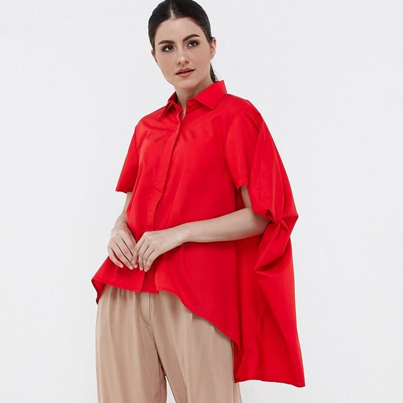 REE Kemeja Handkerchief Shirt Wanita