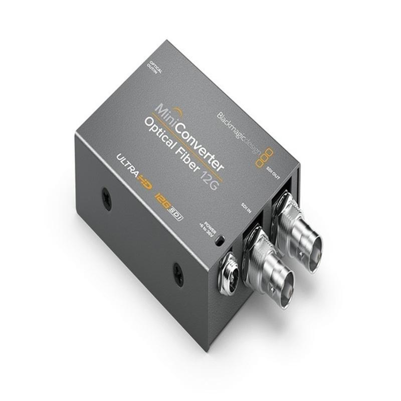 Jual Blackmagic Design Optical Fiber 12g Mini Converter Online Desember 2020 Blibli