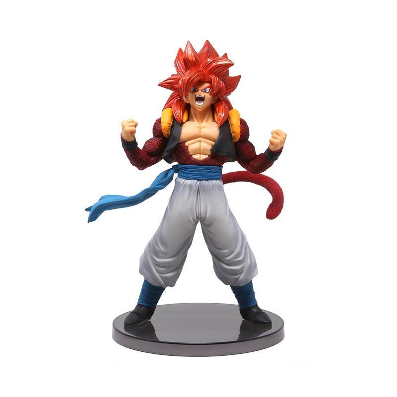 Banpresto Dragon ball Super BLOOD OF SAIYANS Figure SS Goku Gokou Black Rose Red