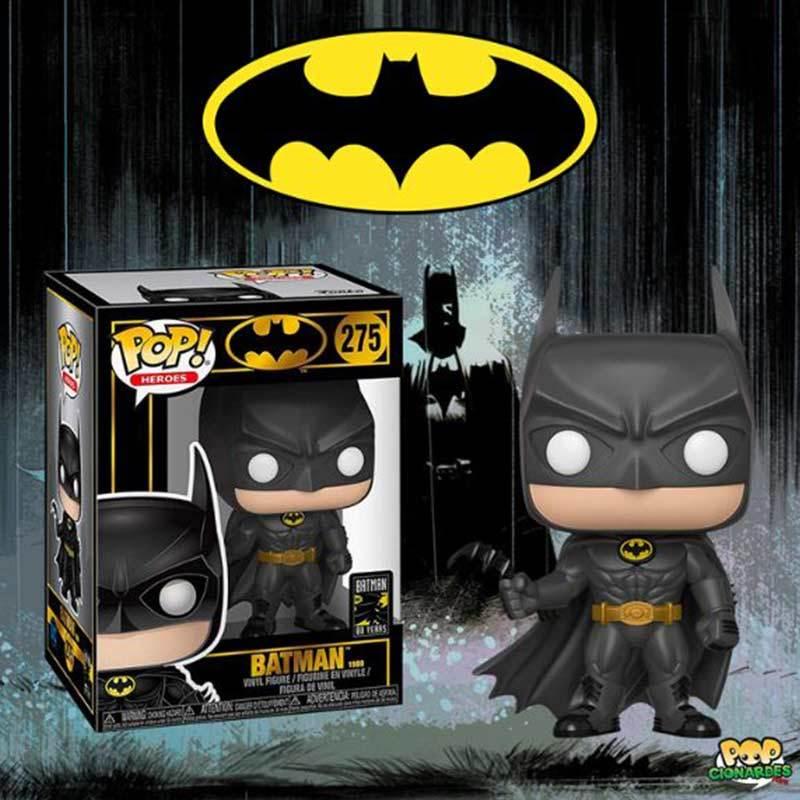 Jual Funko Pop Heroes Batman 1989 Batman 80th Anniversary Action Figure Online November 2020 Blibli