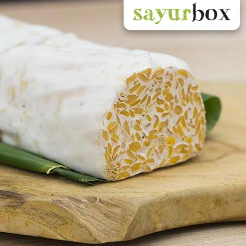 Sayurbox Tempe Value Makanan Segar 500 g Jakarta