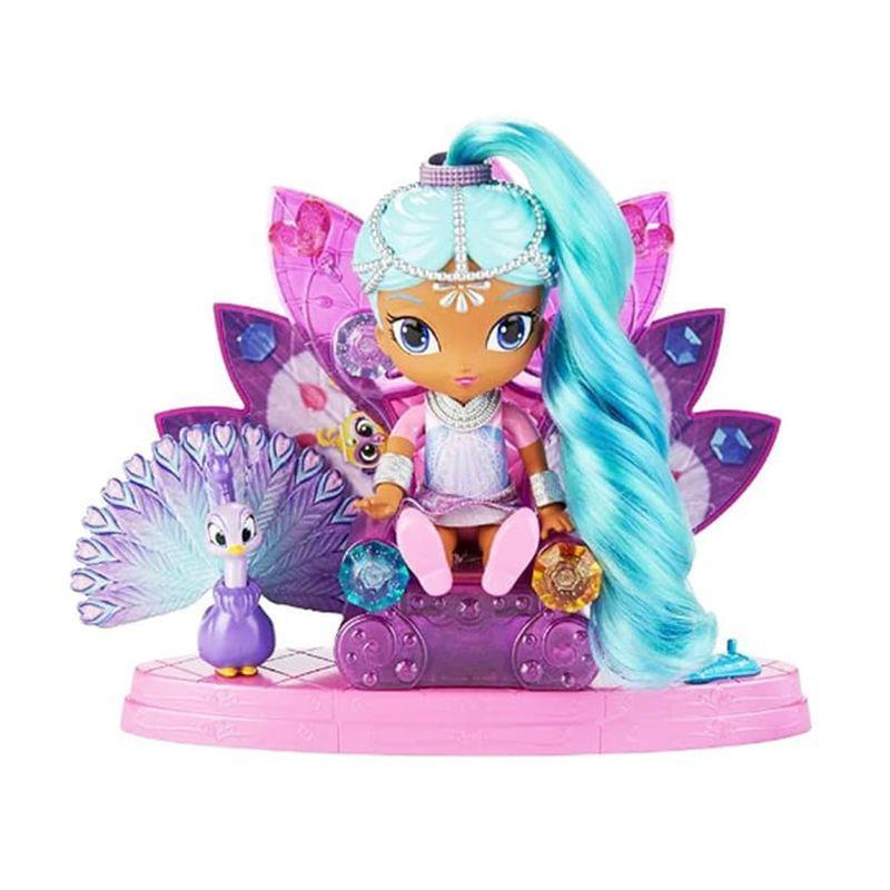 Jual Shimmer And Shine Princess Samira S Palace Boneka Mainan Anak Online Oktober 2020 Blibli Com