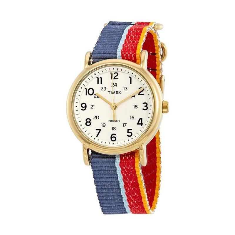 Timex TW2R10100 Weekender Jam Tangan Wanita