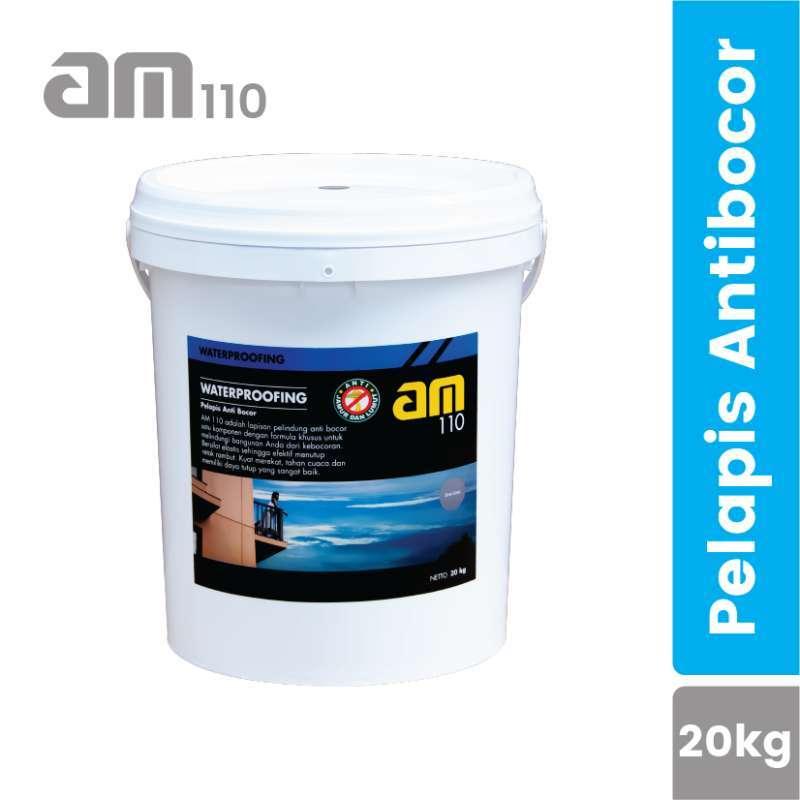 AM 110 Pelapis Antibocor Pengganti Cat Exterior