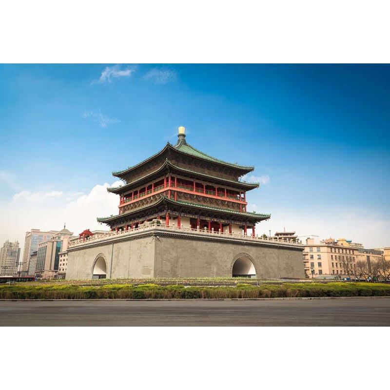 GOCHINA Virtual Tour Kota Xi An China