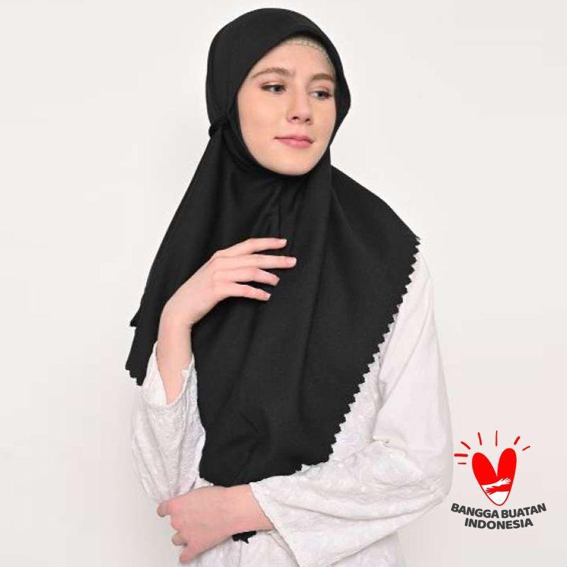 Jual Mydailyhijab Bergo Sameera Hijab Instant Lasercut Online November 2020 Blibli Com