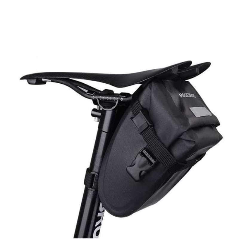 Rockbros Twenty2 AS004 Bike Saddle Bag Hitam