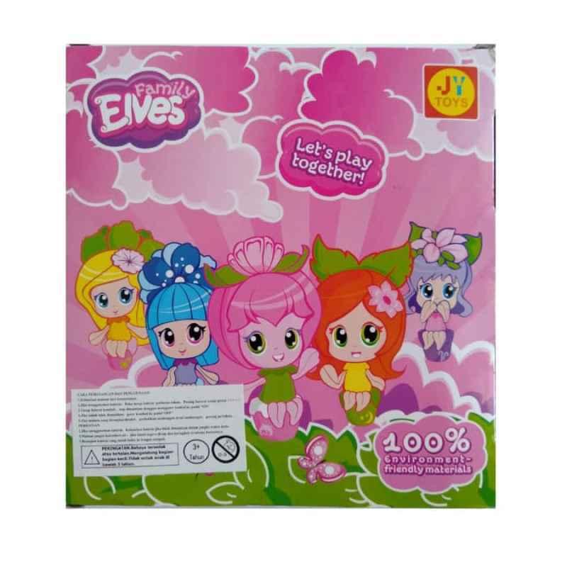 Jual Elenesia Toys My Little Pony Family Elves Aksesoris Set Mainan Kuda Pony Putih Online November 2020 Blibli Com