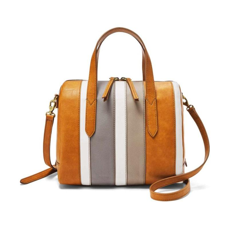 Fossil Sydney Satchel Neutral Multi SHB2430 994