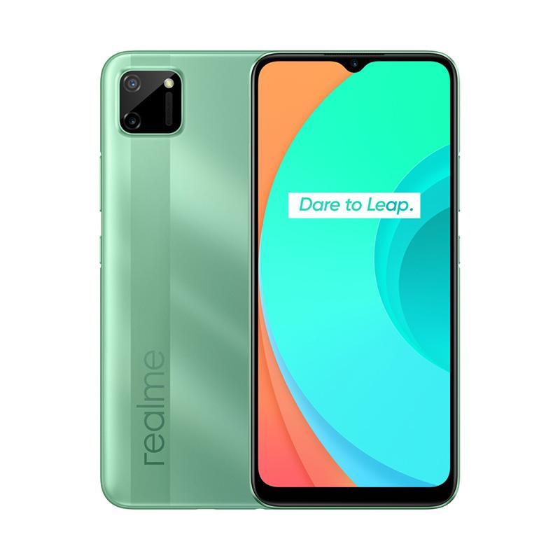 harga Realme C11 Smartphone [32GB/ 2GB/ C] - Garansi Resmi Blibli.com