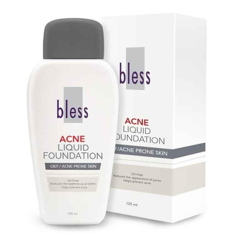 Bless Acne Liquid Foundation