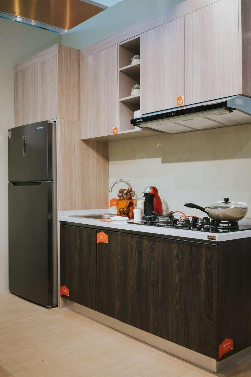 Jual Custom Kitchen Set Harga Mulai Dari 34 Juta Online Januari 2021 Blibli
