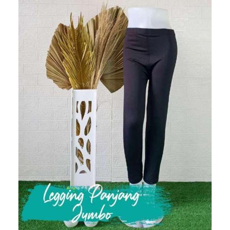 Jual Imah Gaya Legging Celana Legging Panjang Jumbo Bahan Spandek Online Oktober 2020 Blibli Com