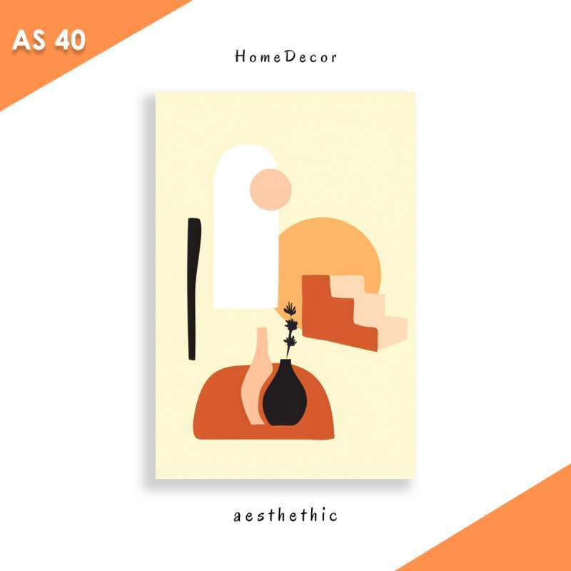 Jual Hiasan Dinding Dekorasi Rumah Wall Decor Poster Kayu Aesthetic As 40 Online Maret 2021 Blibli